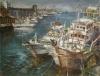 2008油畫比賽-東港之秋