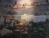 2004油畫比賽-高雄港