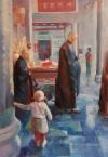 2007油畫比賽-人生的功課