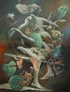2008油畫比賽-舞動