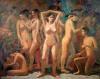 2005油畫比賽-人間