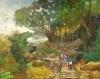 2005油畫比賽-柴山情